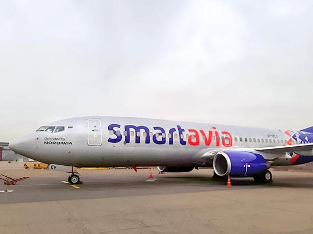 059e321c31266 Авиакомпания Smartavia откроет регулярное сообщение из Москвы в ...